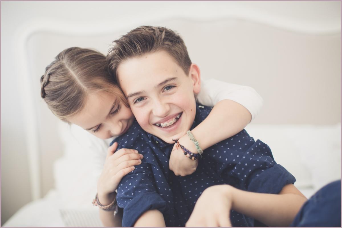 Großer Bruder Und Schwester